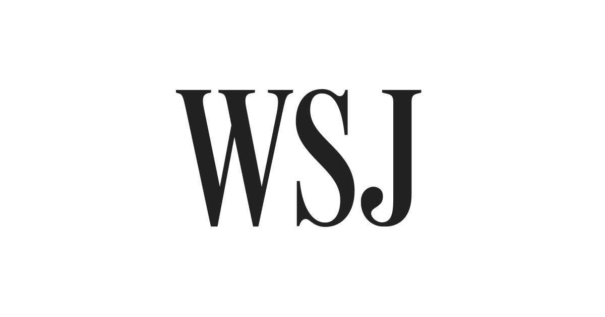 Image result for WSJ logo