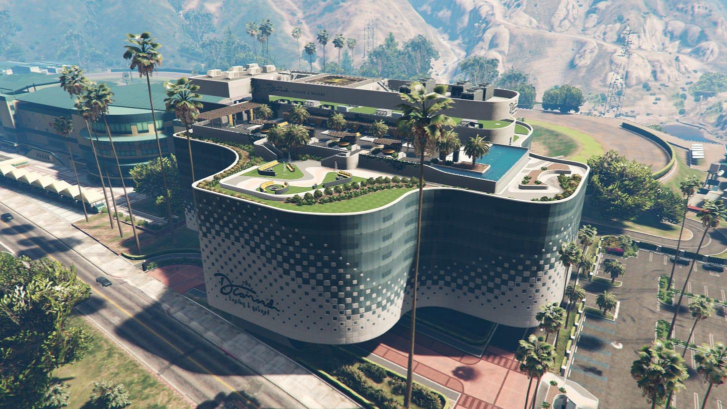 The Diamond Casino & Resort | GTA Wiki | Fandom