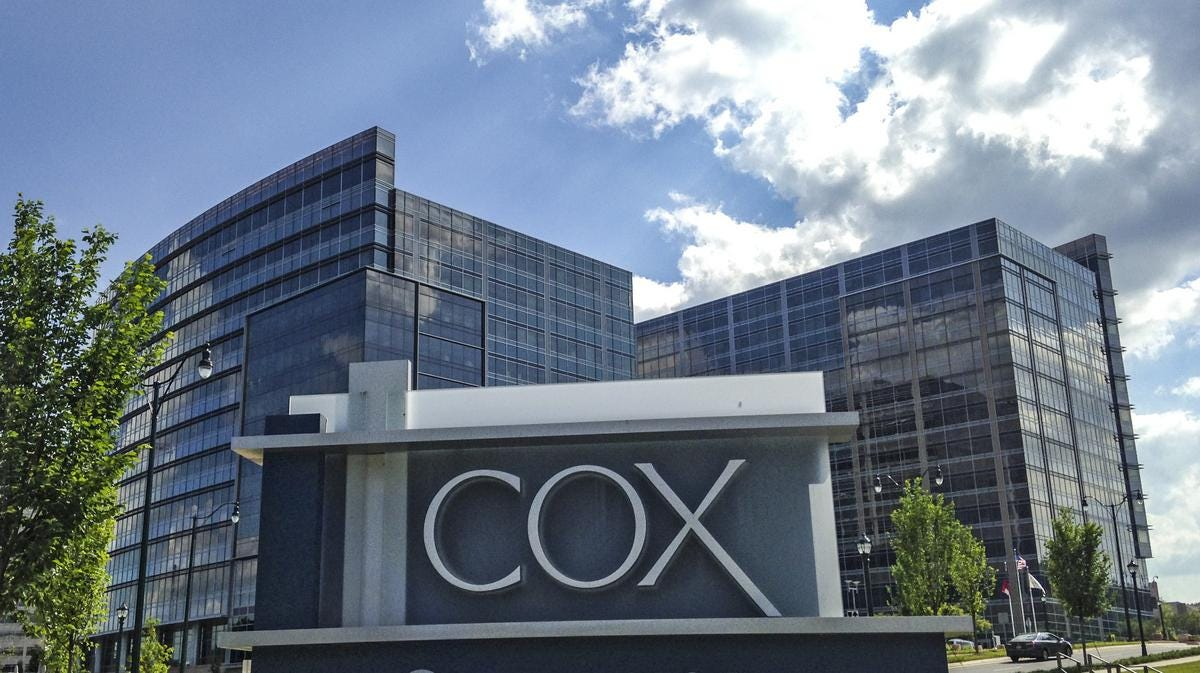 Cox Media Group sells four South Florida radio stations - South Florida  Business Journal