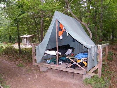 Boy Scout Troop 466 NCAC: Camp Bowman - Goshen Scout Camp 2009 (Set 2)