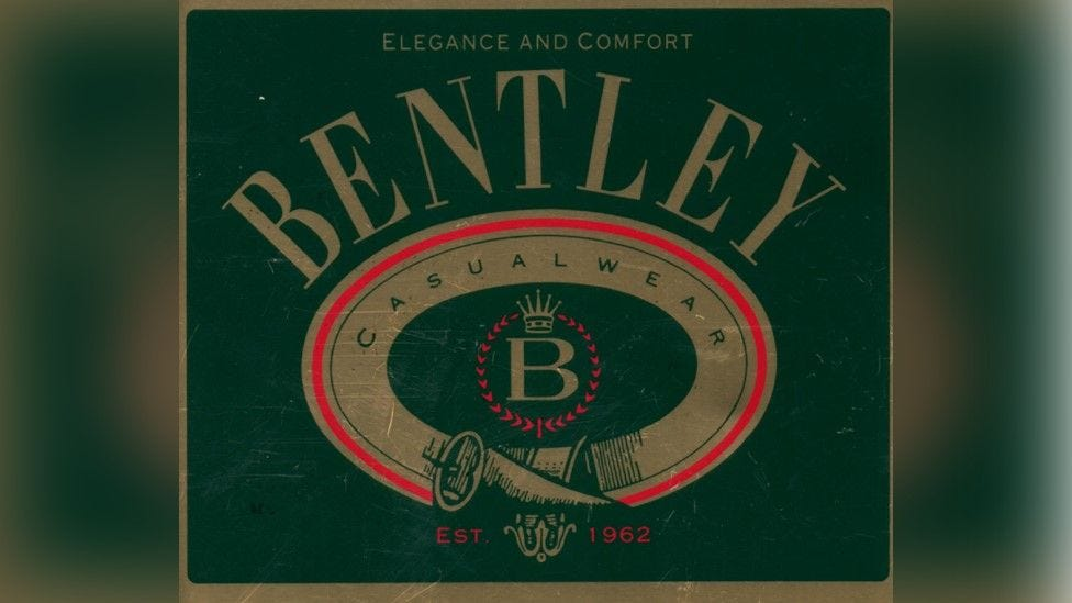 Bentley ordered to destroy clothing in fashion line trademark row - BBC News