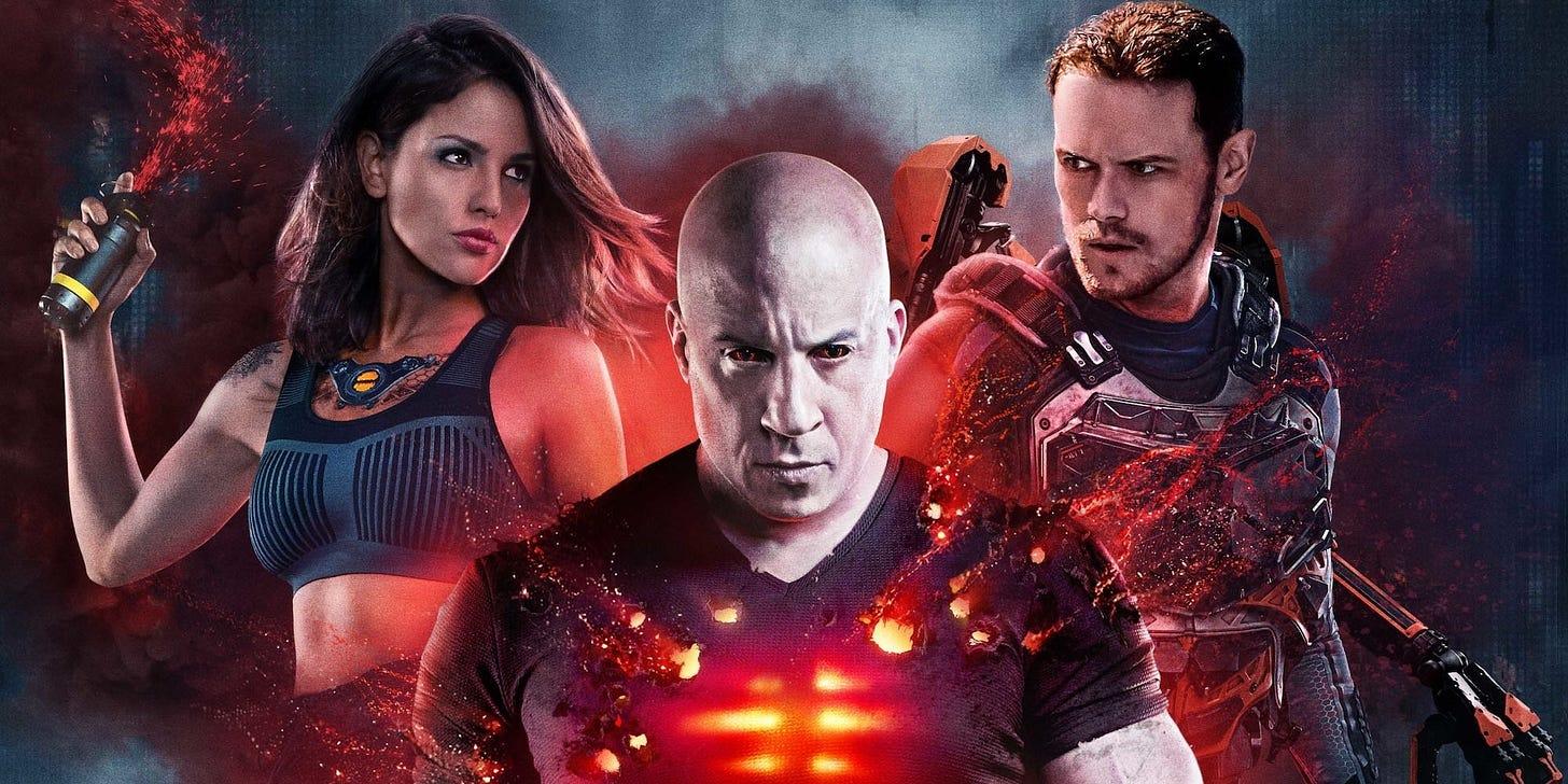 Image result for bloodshot movie