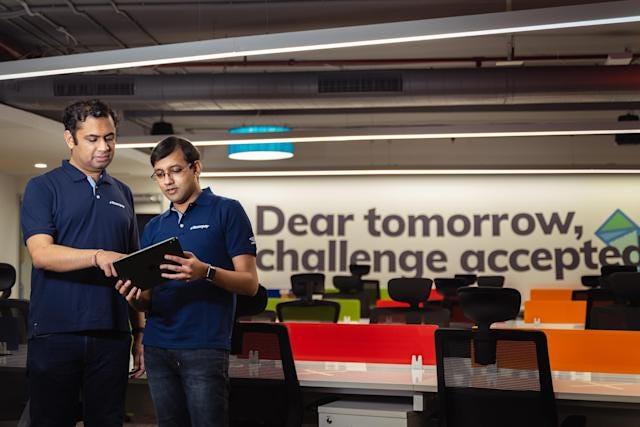 Salesforce backs Indian payments startup Razorpay