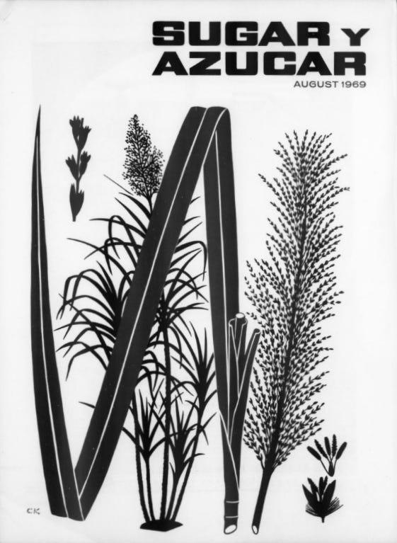 Cover of Sugar y Azucar