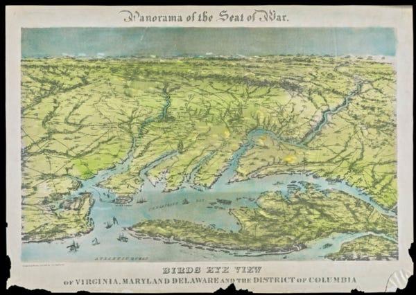 The Balloon Map: Cutting-edge data viz from 1785.