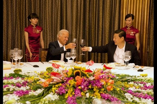Team Biden's Policies on China and Taiwan – The Diplomat
