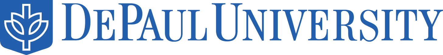 """Image result for depaul university logo"""""""