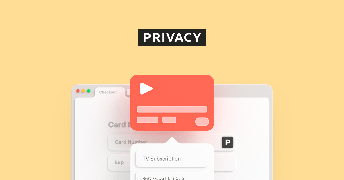 Privacy - Smarter Payments