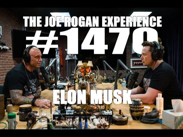 Joe Rogan Experience #1470 - Elon Musk - YouTube