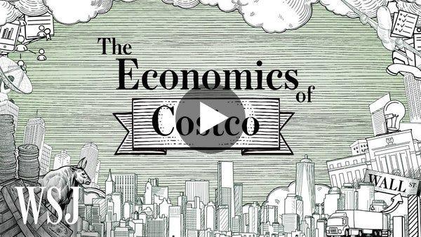 Behind Costco's Treasure-Hunt Shopping Strategy (6:08)