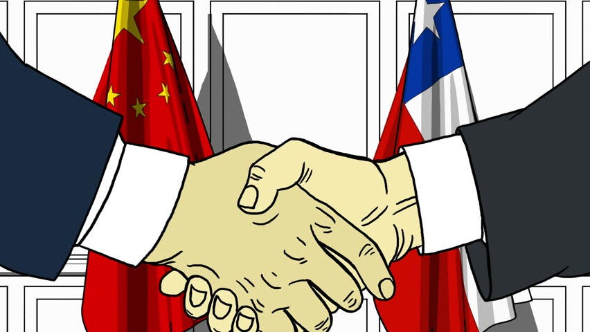 China Chile Relations Stock Video Footage - 4K and HD Video Clips |  Shutterstock