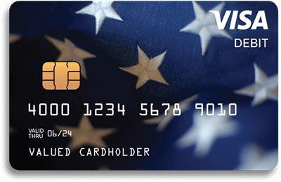 economic impact payments card