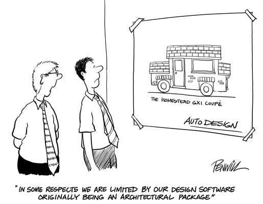 TBG Two Minute Training: CAD Cartoon