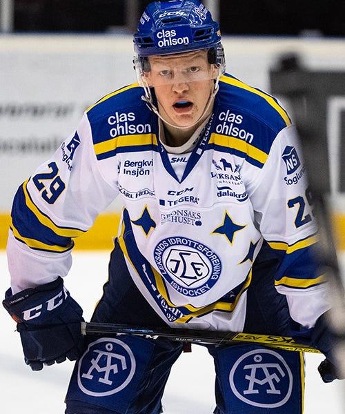 Emil Heineman - Elite Prospects