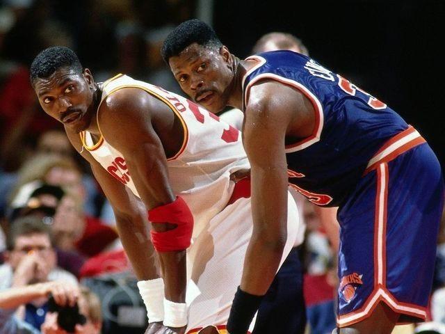 Hakeem Olajuwon's blocked shot denied the Knicks a championship on this  date in 1994 - NEW YORK KNICKS NEWS