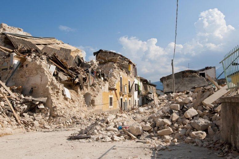 Earthquake Rubble
