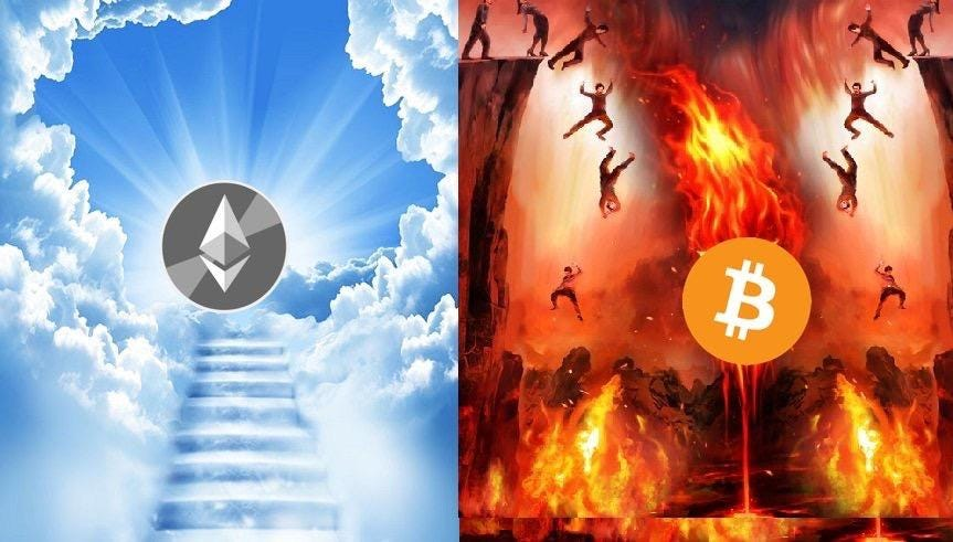 What Is The Flippening? Is It Game-Over For Bitcoin? - Crypto JH