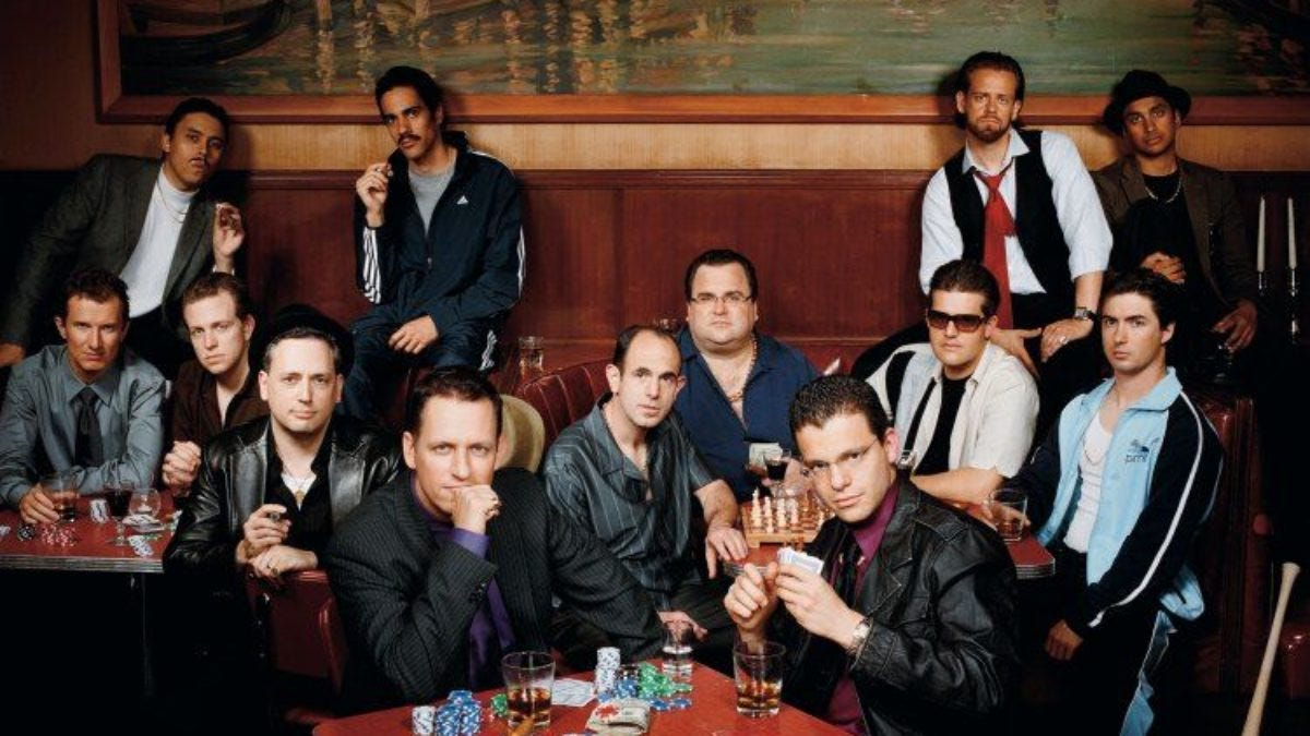Image result for paypal mafia