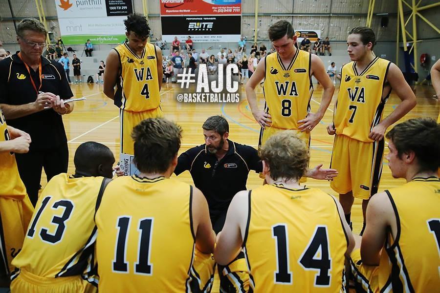 Western Australia | Photo credit: Basketball Australia/Kangaroo Photos