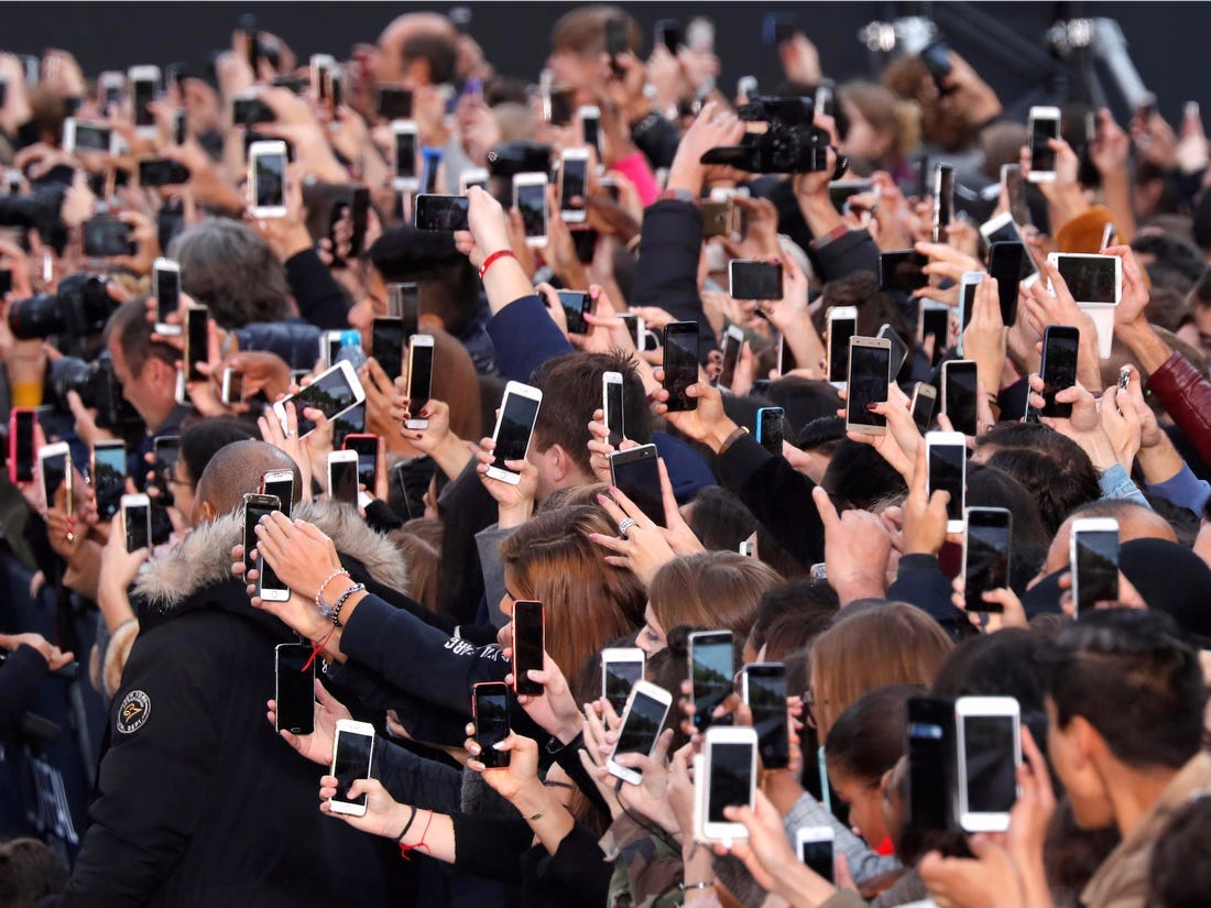 California public health department warns about cell phone ...