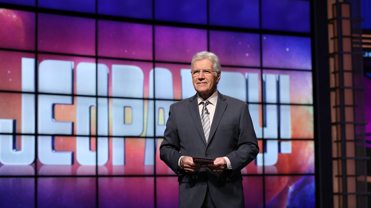 Beloved 'Jeopardy!' host Alex Trebek dies at 80 after battling pancreatic  cancer | WAVY.com