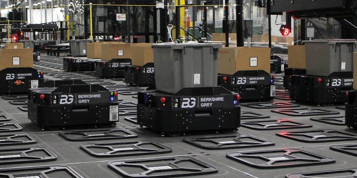 Berkshire Grey raises $263 million for industrial robots | VentureBeat