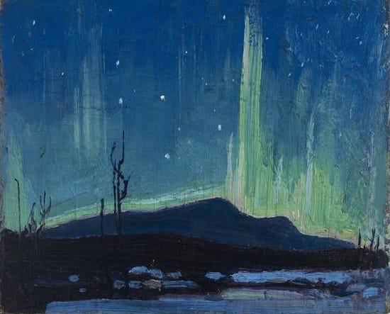 Tom Thompson, Northern Lights