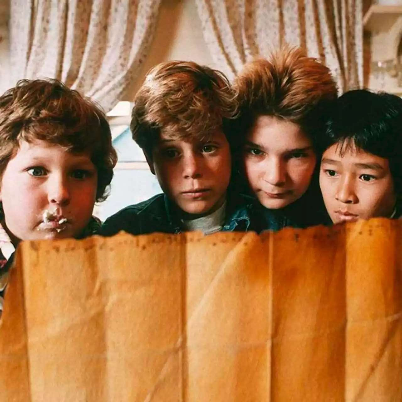 This Treasure Map Leads Straight to the Cast of The Goonies Then and Now -  E! Online - Womanly News