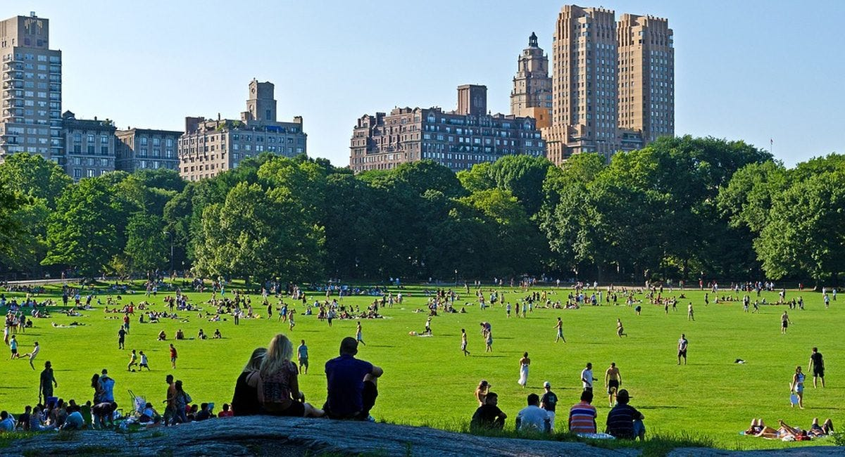 Central Park | What's Not to Miss in NYC | New York By Rail