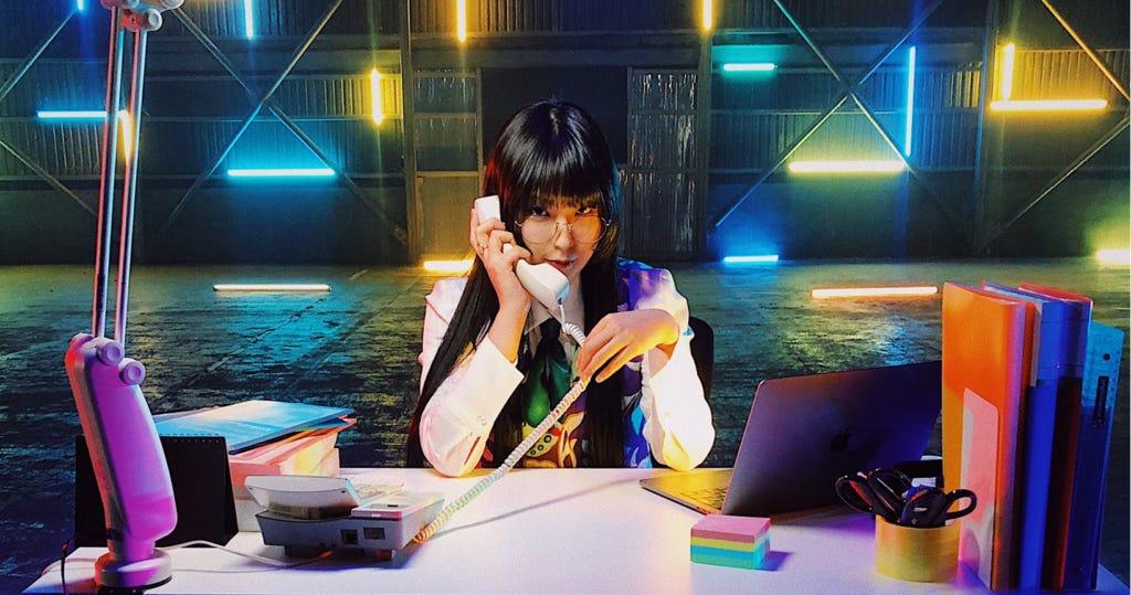 DAOKO New MV and Tour – LIVE JAPAN MUSIC