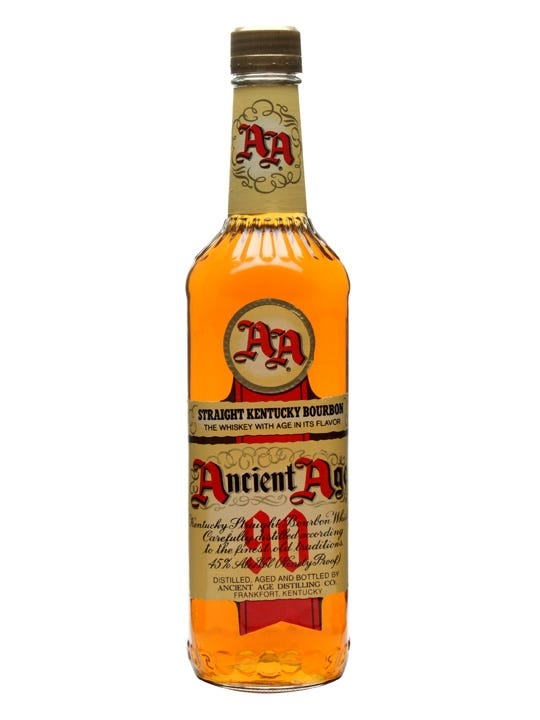 Image result for ancient age 90 proof