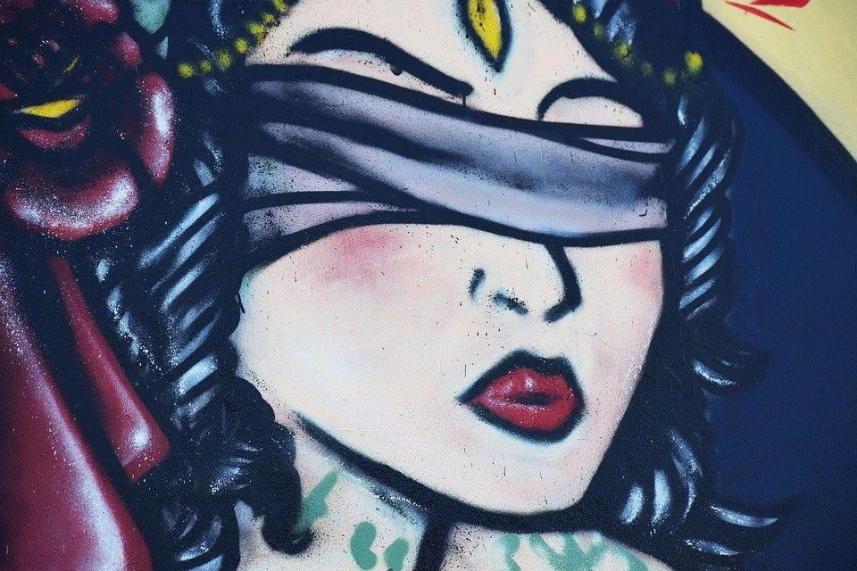 Wall, Art, Mural, Painting, Graffiti, Woman, Face