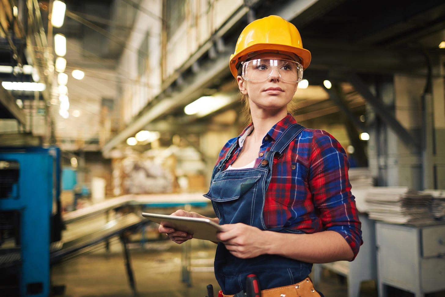 Caution: Female Construction Workers Routinely Experience Harassment and  Discrimination