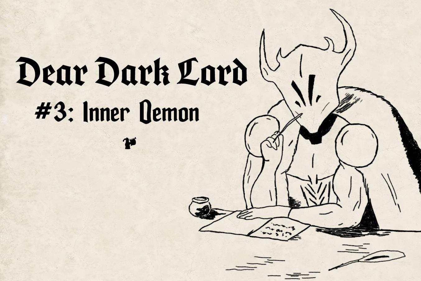 dear dark lord