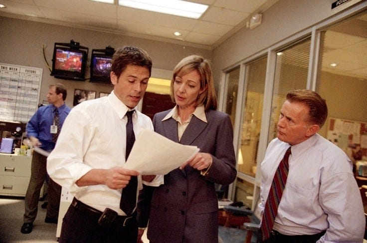 'The West Wing' - Publicity - H 2020