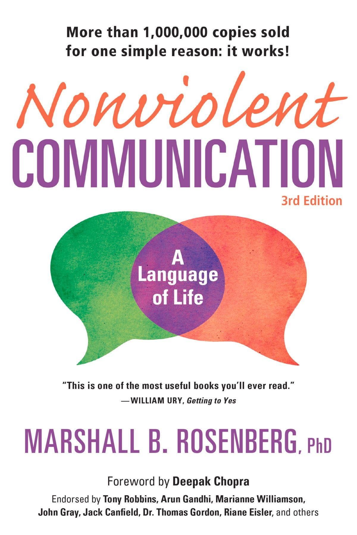 Nonviolent Communication: A Language of Life, 3rd Edition ...