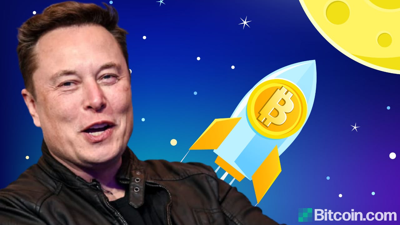 Elon Musk Changes Twitter Profile to Bitcoin, Tweets 'It Was Inevitable' —  BTC Price Skyrockets – Bitcoin News