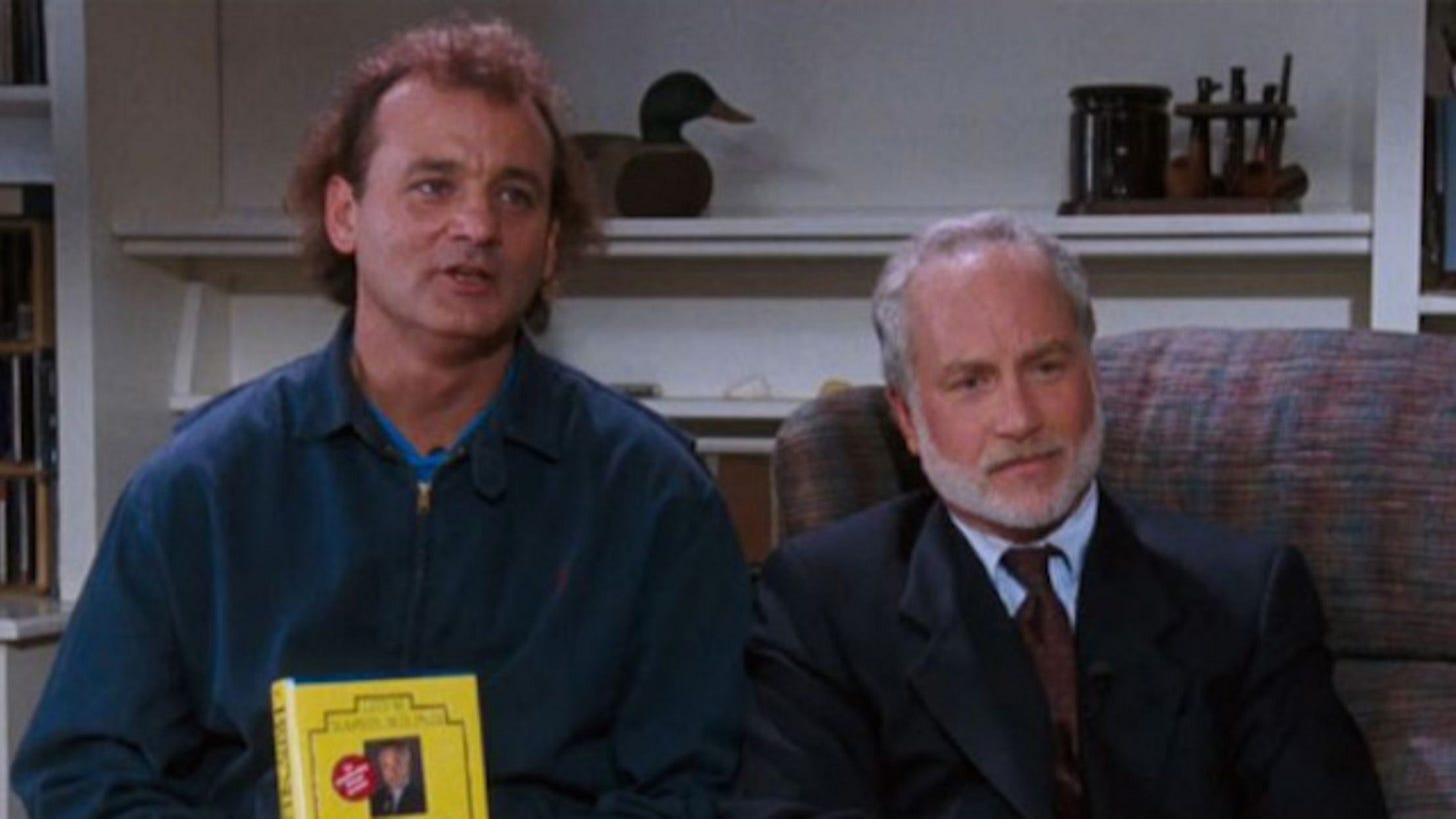 10 Good, Great, Wonderful Facts About 'What About Bob?' | Mental Floss