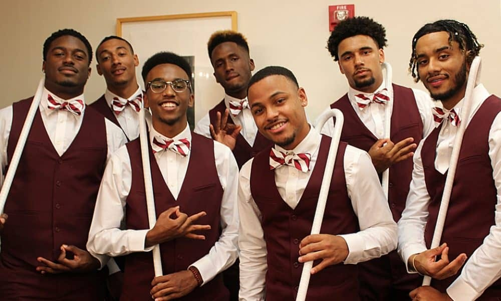 Kappa Alpha Psi Brothers Are Using Technology and Taekwondo to Keep Their  Campus Safe - Watch The Yard