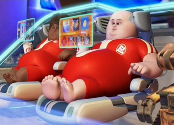 WALL-E, Morality, and Men Without Chests | Come Reason's Apologetics Notes