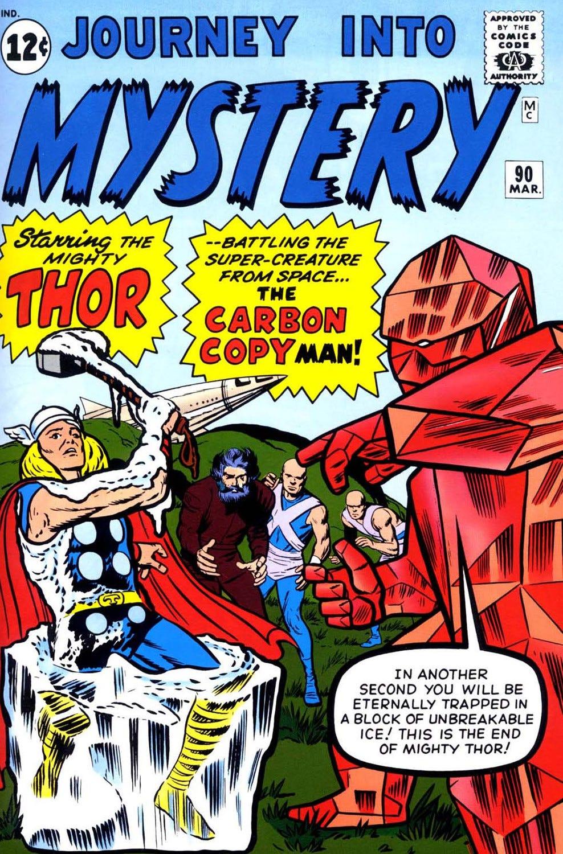 Journey into Mystery Vol 1 90 | Marvel Database | Fandom