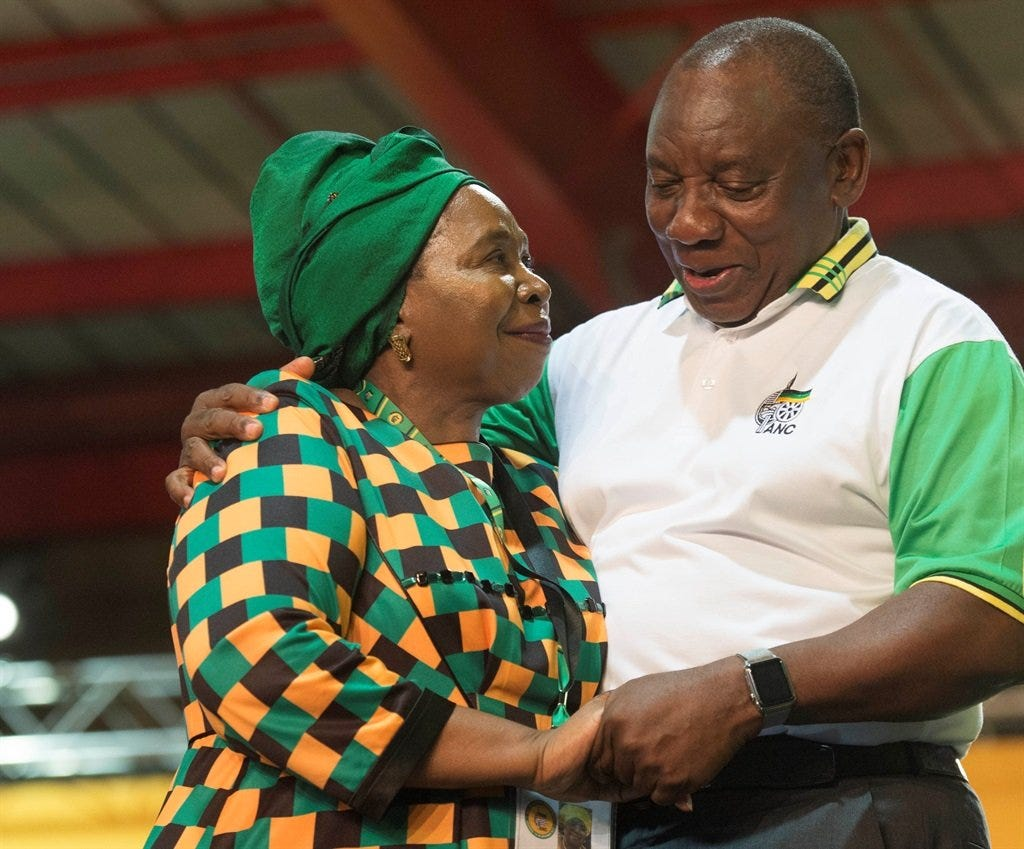 ANALYSIS: Once a rival, Dlamini-Zuma has seemingly established ...