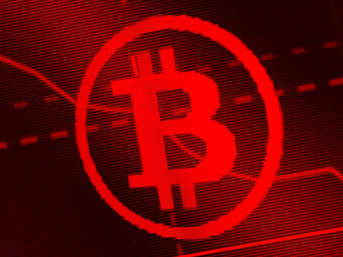 Bitcoin plummets $20 billion in second bizarre price crash | The  Independent | The Independent