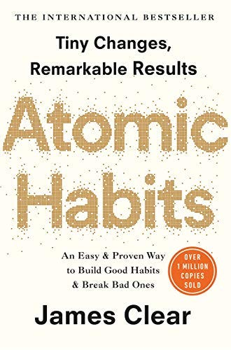 Atomic Habits: the life-changing million-copy #1 bestseller by [James Clear]