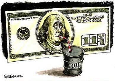 The Petrodollar Wars 106: The Petrodollar Conspiracy ...