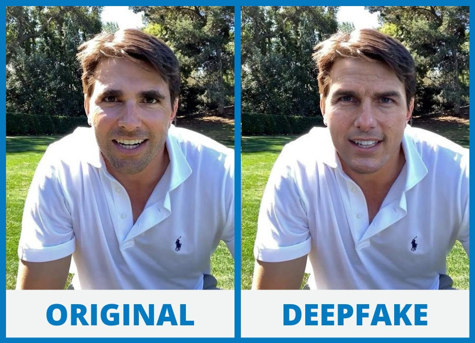 The Dangers of Deepfakes | Cyber Safety Cop