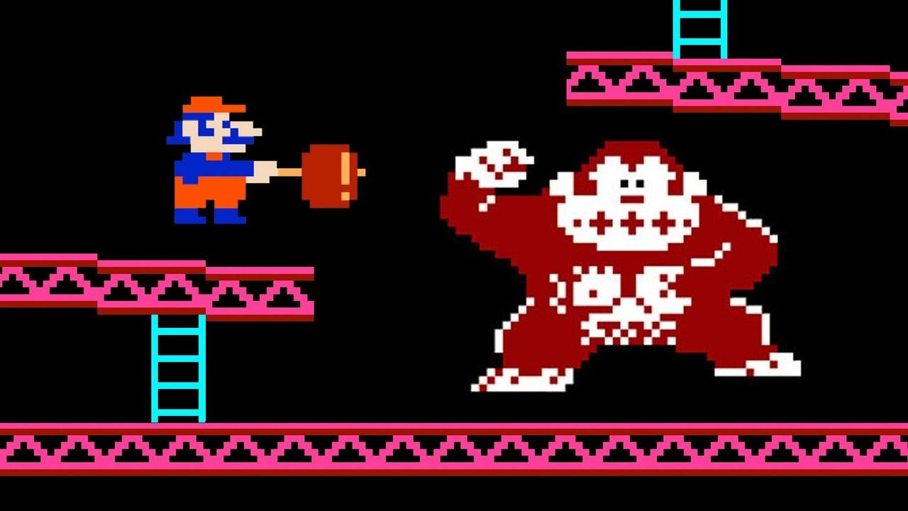 Original Donkey Kong Finished In 1 Minute (Speedrun) - IGN ...