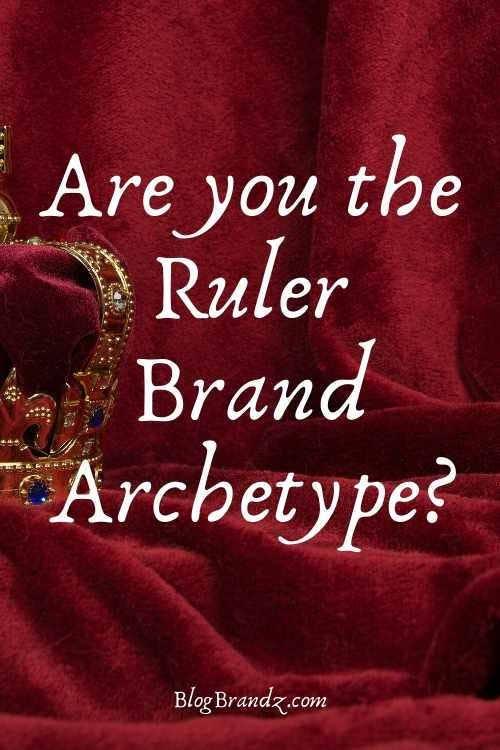 Brand Archetype Ruler