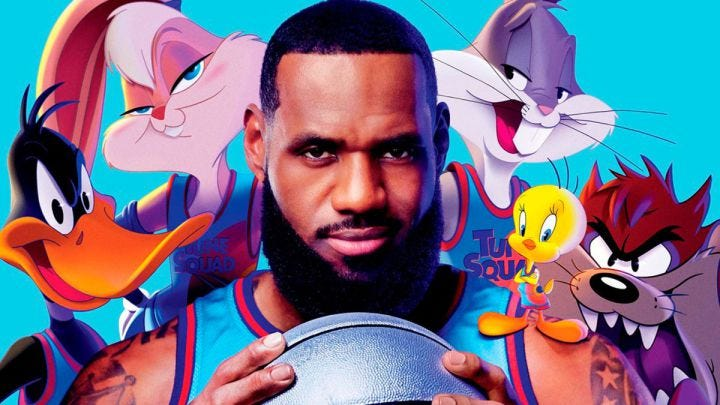 Space Jam 2: release date and where to watch on streaming - AS.com