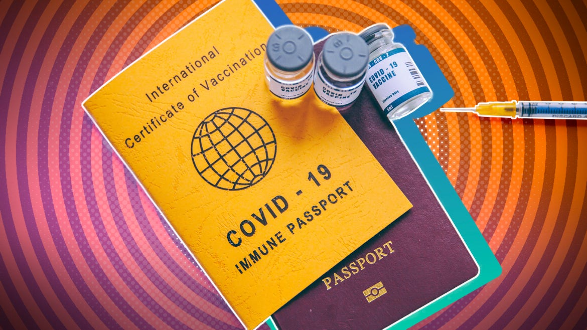 Vaccine passports: The promise and pitfalls